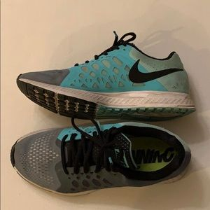 Nike Running Shoes - Tiffany Blue!